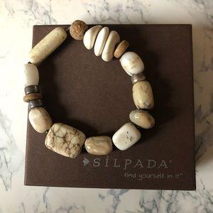 Silpada African Opal Bracelet
